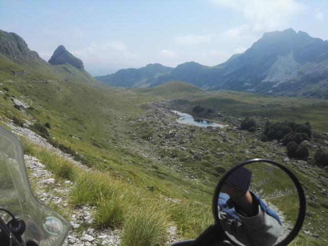 im Durmitor-Nationalpark